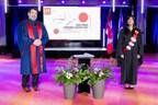 École de technologie supérieure授予该协会主席凯西·贝格荣誉博士学位Ingénieurs du Québec