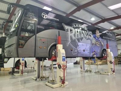 TEMSA announces strategic partnership with Alliance Transport Technologies