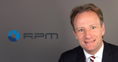 Marco Siemssen, vice president of Sales and Solutions at RPM Europe