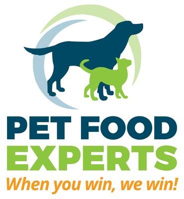 Pet Food Experts Logo (PRNewsfoto/Pet Food Experts, Inc.)