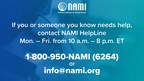 NAMI HelpLine Extends Service Hours to Increase Access to Mental Health Resources