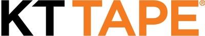 KT Tape Logo (PRNewsfoto/KT Tape)