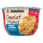 Big Flavors Packed in New Bite-Sized Jimmy Dean® Brand Breakfast...