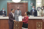 McDonough, GA Man Raised in a Single Parent Home, Now Successful Businessman, Recognized with His Own Day