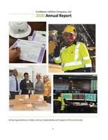 Caribbean Utilities Company, Ltd Annual Report December 31 2020 (CNW Group/Caribbean Utilities Company, Ltd.)