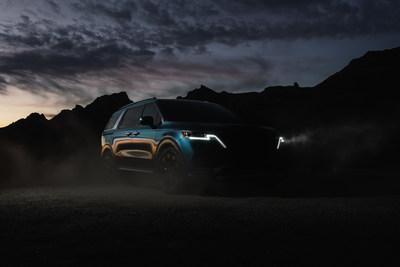 El vehículo multipropósito Kia Carnival 2022 totalmente nuevo trascenderá lo convencional este 23 de febrero