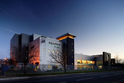 FUJIFILM Diosynth Biotechnologies site in Billingham, Teesside, United Kingdom.