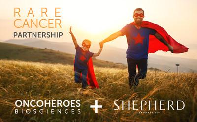 Oncoheros and SHEPHERD Partnership