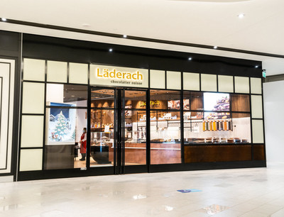 Läderach continues to have faith in the demand for premium chocolate in the US market.