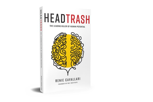 HEADTRASH, the Leading Killer of Human Potential. Author Valentine's Day Promotion Amazon 99¢ e-book pre-sale pricing: February 14-25, 2021