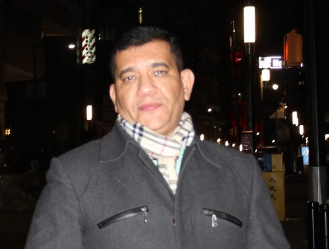 U.S. Senate Candidate Khaled Salem