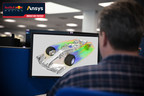 Red Bull Racing and Ansys Fast-Track Race Winning Design