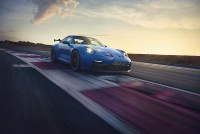 Motorsports technology meets the road: The 2022 Porsche 911 GT3