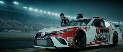 Toyota Racing unveils a short film entitled, 'The Dream.'