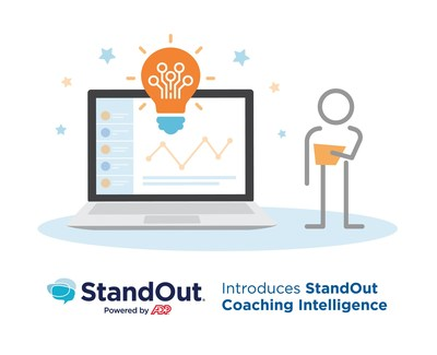 StandOut® Powered by ADP® Introduces StandOut Coaching Intelligence