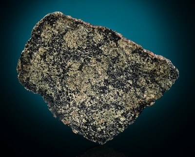 LOT 21 — SLICE OF A MARS ROCK