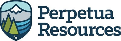 Perpetua Resources Corp. (formerly Midas Gold Corp.) Logo (CNW Group/Midas Gold Corp.)