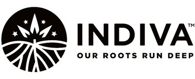 Indiva Limited Logo (CNW Group/Sundial Growers Inc.)