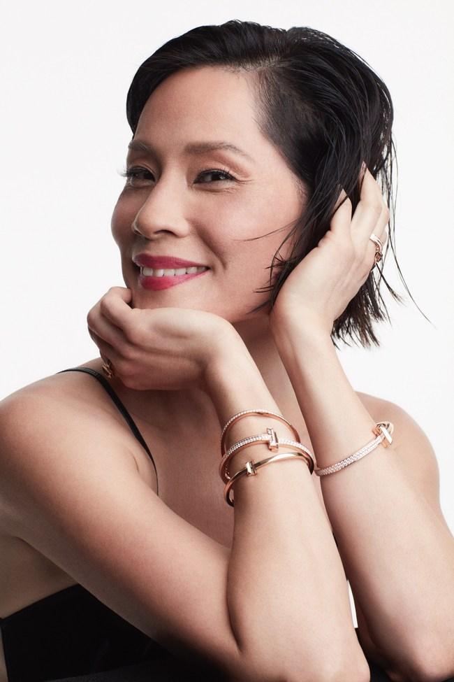 (Fotoğraf kredisi: AWFF, Victor Demarchelier) AWFF Ödüllü Kadın Oyuncu ve Yönetim Kurulu Üyesi Lucy Liu (Charlie's Angels, Kill Bell, Chicago) AWFF'de moderatör olacak