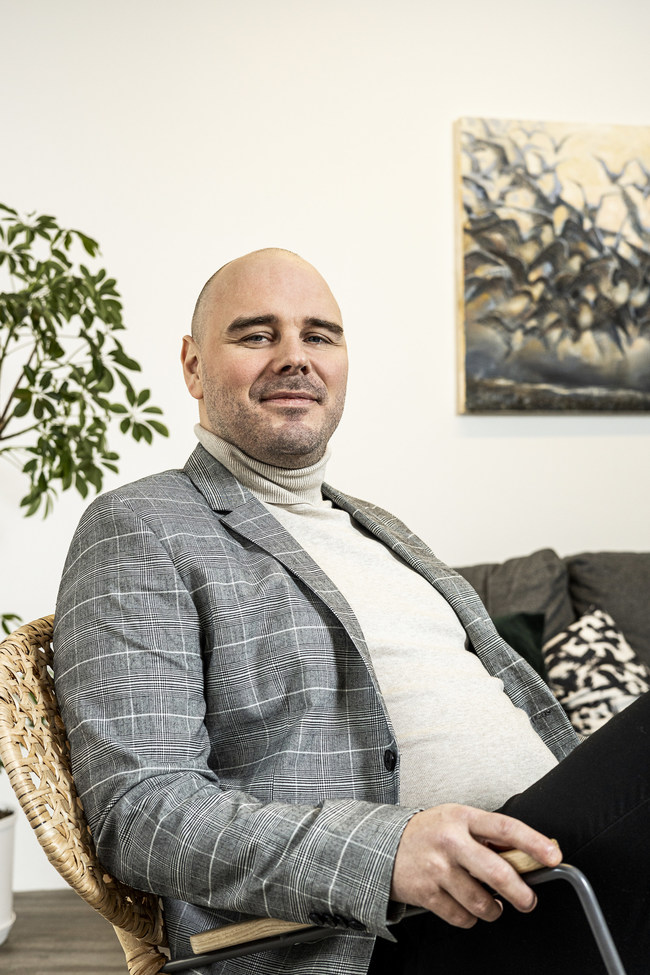 """""""We're a gateway for international companies that want to setup a business presence or retain employees who moved to Iceland to work remotely. We make the hiring process in Iceland a lot easier by providing B2B solutions, such as Recruitment, Employer of Record, as well as Legal Services for international companies,"""" said Swapp Agency CEO David Rafn Kristjansson."""