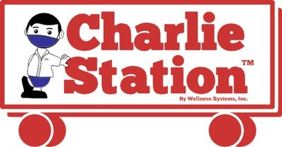 Charlie Station, a mobile testing and vaccination station