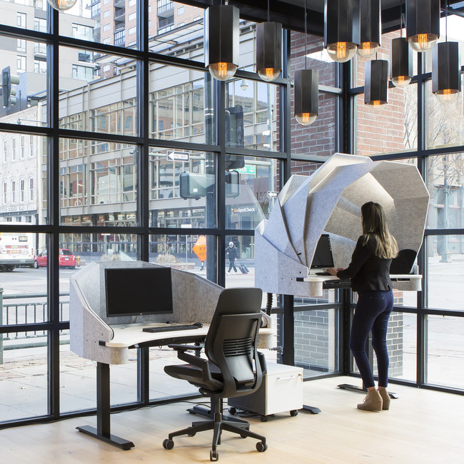 MojoDome: The Open Office. Transformed