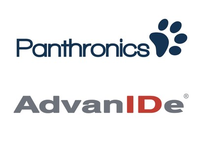 NFC reader IC manufacturer Panthronics seals global partnership agreement with RFID specialist AdvanIDe (PRNewsfoto/Panthronics)