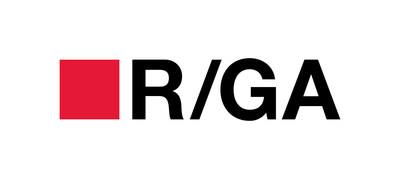 R/GA Logo (PRNewsfoto/R/GA)