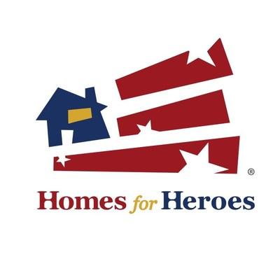 RGB (PRNewsfoto/Homes For Heroes)