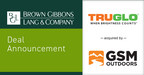 BGL Announces the Sale of TRUGLO