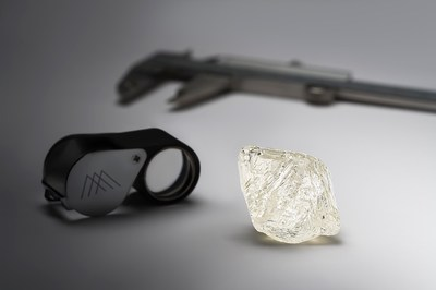 Mountain Province Diamonds Announces the Inclusion of 157 Carat Exceptional Rough Diamond in its February Sale
