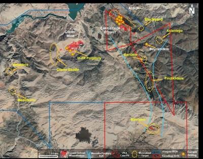 Çöpler District Exploration (CNW Group/SSR Mining Inc.)
