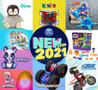 Spin Master Taps Hottest Toy Trends for 2021 Lineup From Stress Reducing Activities to Fashionable Fun