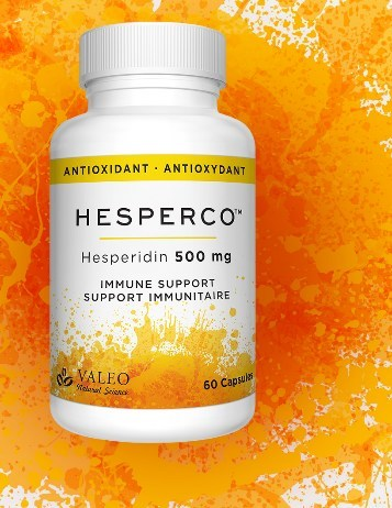 Hesperco (CNW Group/Valeo Pharma Inc.)