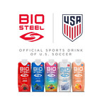 BioSteel Kicks Off Multi-Year Partnership with the U.S. Soccer Federation