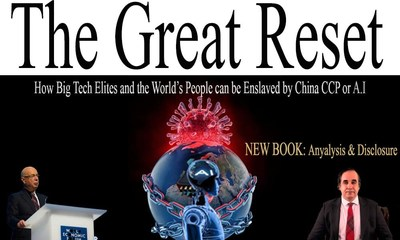 How Big Tech Elites and the World's People Can Be Enslaved by China CCP or A.I.