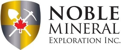 Noble Mineral Exploration Inc. Logo (CNW Group/Canada Nickel Company Inc.)