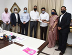 Synchrony donates Rs. 50 lakhs to Telangana's CM Relief Fund...