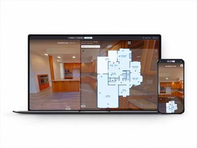 Zillow 3D Home Interactive Floor Plans Desktop and Mobile Screenshots
