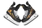 Bauer曲棍球设计定制滑冰图表荣誉NHL的第一个黑色球员Willie O'Ree