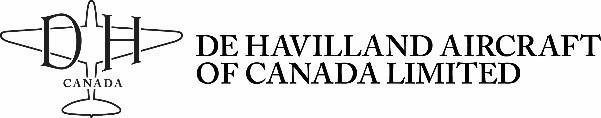De Havilland Aircraft of Canada Limited (CNW Group/De Havilland Aircraft of Canada)