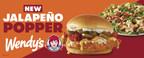 Wendy's New Jalapeño Popper Chicken Sandwich Heats Up the Chicken ...