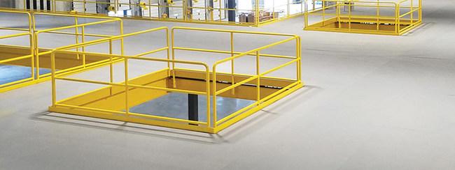 ResinDek® composite engineered wood flooring for elevated platforms