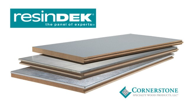 ResinDek® Flooring Manufactured by Cornerstone Specialty Wood Products