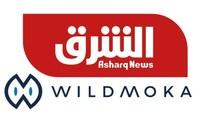 Wildmoka Asharq新闻标志(Prnewsfoto / Asharq新闻)