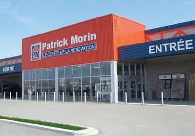 Groupe Turcotte et Home Hardware acquièrent Patrick Morin Inc. et ses 21 magasins