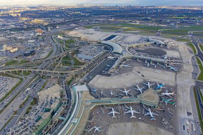 Aéroport international Pearson de Toronto (Groupe CNW/Greater Toronto Airports Authority)