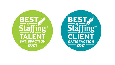 All Star Healthcare Solutions Wins ClearlyRated's 2021 Best of Staffing Client and Talent Awards for Service Excellence
