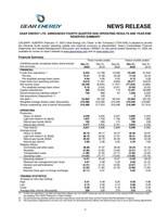 Gear Energy Q4 2020 (CNW Group/Gear Energy Ltd.)