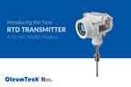 New RTD Transmitter Added to OleumTech® H Series Instrumentation...